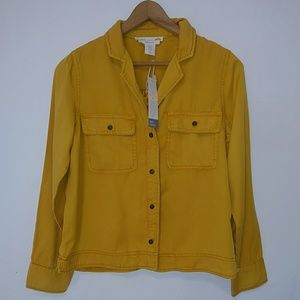 NWT C&C California %100  Lyocell Jacket